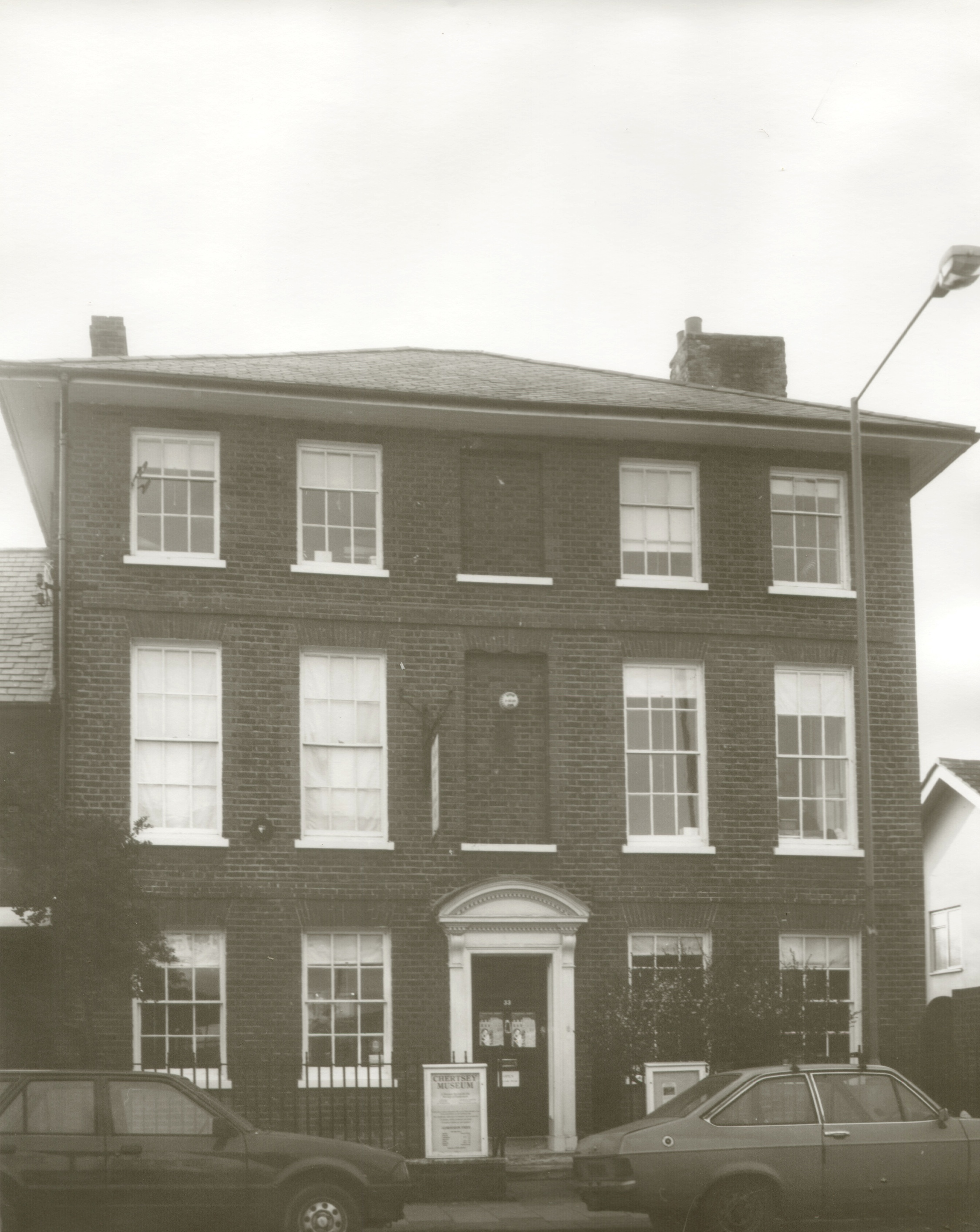 The Cedars, Windsor Street, Chertsey, 1993