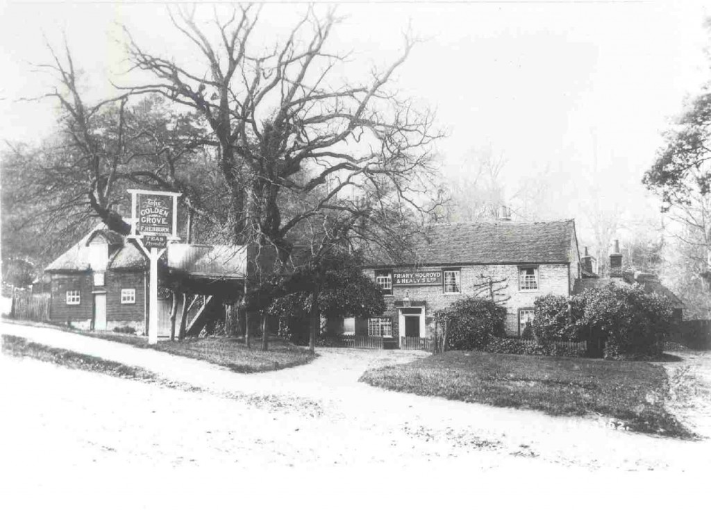 Golden Grove public house, St. Ann's Hill, c. 1930-60