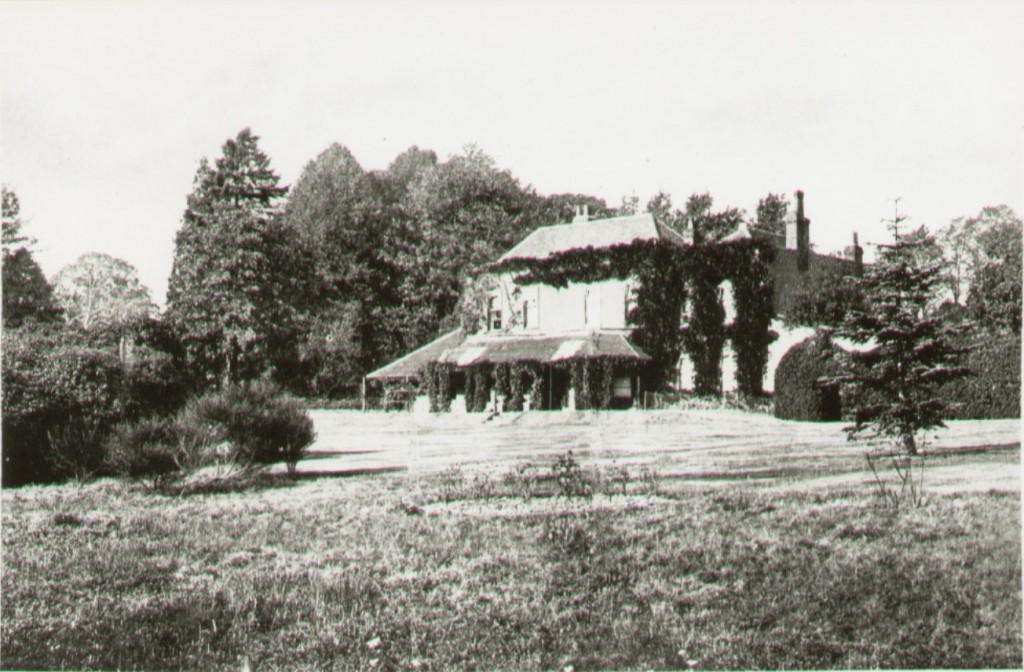 Anningsley Park, Ottershaw, 1922