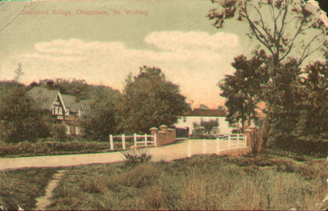 Dunford Bridge, Ottershaw, early 20th century