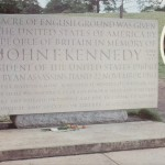 The Kennedy Memorial, Runnymede, 1965